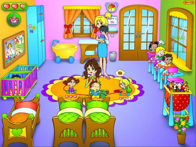 Скачать игру детский садик kindergartenrus